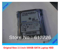 Free Shipping Brand New Original 2.5 inch HM500JJ Laptop Internal Hard Disk HDD SATA 3.0gb/s  For Samsung 7200 RPM 16MB