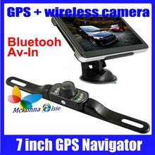 cheap gps rearview