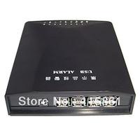 18PCS EMS Free shipping 8-Way USB Interface Exhibition Alarm