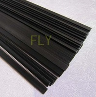 Carbon fiber rod FRP pole display products