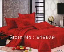 Free Shipping 100% Polyester Home Textile Bedding Set(China (Mainland))