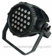 High Power 24x10W 4in1 DMX Outdoor Stage LED PAR Lights