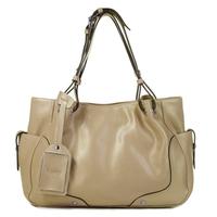 Kamicy 2012 women's fashion genuine leather handbag luxury vintage cowhide female handbag
