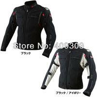 New design racing Wear,motorcycle summer  jacket ,Full Layered Jacket - Titania KOMINE JK - 038 GTX