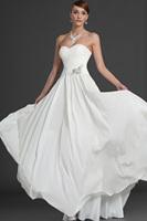 335-1lf Boutique wedding formal dress starpless dress bride bridesmaid dress