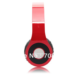 Free shipping Bluedio B Hifi Wireless bluetooth Stereo headset Headphone FM Radio + bluetooth V3.0+Support Micro-SD(China (Mainland))