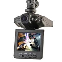 "IR Car DVR 2.5"" LCD Camera recorder vehicle video Rotatable Dash Recorder"
