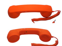 2013 hot sell 3.5mm telephone handsets for cell phones
