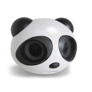 Giant panda bluetooth speaker mobile phone laptop audio usb computer speaker small audio