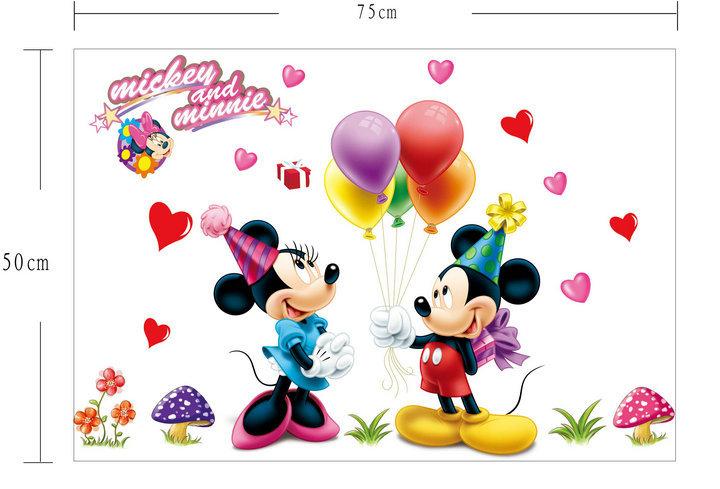 Cumpleaños de Mickey y mini - Imagui