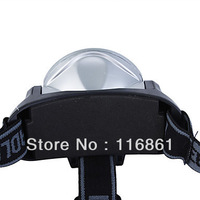 26PCS EMS Free shipping LED Headlamp 8 LED