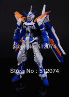 FREE SHIPPING Self assambled Kit, GUNDAM  gundoom model UNDAM cool model  ASTRAY BLUE FRAME MG 1:100 Robots