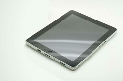 9.7&quot; Tablet PC Microsoft Win7 Intel Atom N455 1024*768 3600mah RAM 2GB(optional 4G) and DDR3 Wifi wireless LAN 802.11b/g(China (Mainland))