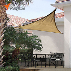 sun shade sail shade net uv protection ,3 *3 *3m,(China (Mainland))