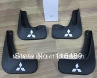 2010-2013 Mitsubishi Lancer/Lancer X/Lancer Evo Soft plastic Mud Flaps Splash Guard