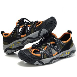 Cutout 2013 water sports shoes hiking shoes sandals shoes breathable sport shoes lovers(China (Mainland))
