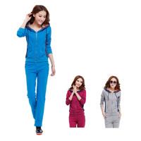 2013 spring new arrival women's cardigan sportswear set slim female sportswear