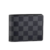 Fashion montsans genuine leather male wallet genuine leather wallet male short design