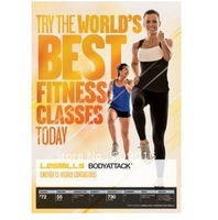 Wholesale Hot BODY ATTACK 72 HD DVD+CD Bodyattack72//