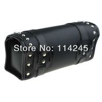 New Oblong Black Classic Motorcycle Hold-All Work-Box Tool Case Pouch Bag Motorcycle accessories