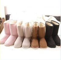Eunchai thickening knee-high hot-selling winter snow boots thermal boots FREE SHIPPING