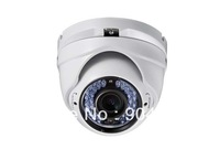 DS-2CE5582N-VFIR3 / DS-2CE5582P-VFIR3, Hikvision Camera w/600TVL, IR  Dome Camera, 2.8-12mm / F1.4 Vari-focal Lens,CCTV Camera