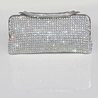 Shine diamond i51 tote bag banquet bag evening bag day clutch