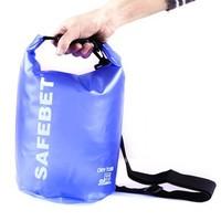 FREE SHIPPING multifunction waterproof swimming float Drift travel sport storage bag 5L