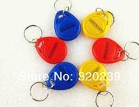 100pcs/Lot 125kHz RFID Proximity ID Token Tag Key Keyfobs