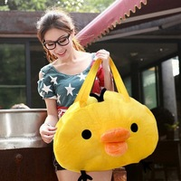 Cute ! Lovely chicken Bag Nappy Bag L Large 50*35*22 cm Handbag women Shoulder Bag