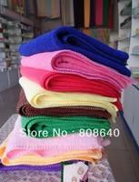 Superfine fiber towel 75*35cm car wash towels cleaning towel