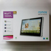 Free shipping Original brand new 10.1 inch Ramos w27 pro Android 4.1 Quad Core 1GB/16GB tablet pc