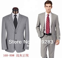 Top brand handsome men business suits wedding dress slim suits for men