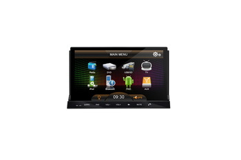 "7"" Double Din HD/ in dash Car PAD,DM-7035car PC,DV CAMERA by Aliexpress"