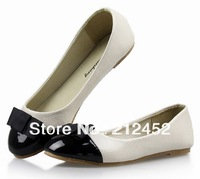 2015 New style,Nibbuns faves bowknot High heel Classical leather shoes,free shipping