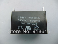 CBB61 . 13.5uf, 350VAC. 50/60Hz , Capacitor,950 generator
