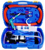 Blue bell portable car washing device household washing machine electric high pressure pump water gun ne-310a