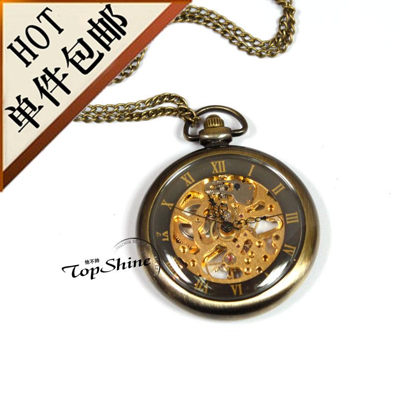 accessories fashion vintage medium mechanical clock