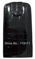 2pcs/lot free ship New Croco leather case for HTC G22 Amaze 4G ,Pouch case  +1pcs film