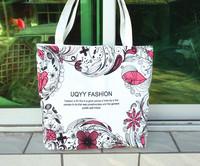 Canvas bag women's handbag eco-friendly bag student bag