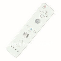 White color remote controller for wii/wii u (Different from original, built-in motion plus for preference)( free shiping )