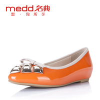 1994 women's shoes 2013 spring elevator flat shoes low y30502