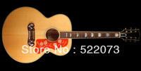best china guitar Limited Pete Townshend natural Back Side  neck Tiger acoustic guitar OEM
