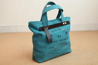 Cattle design fabric js canvas bags 380g