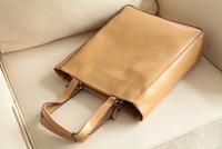 Elegant . cm vertical bag beige 640g