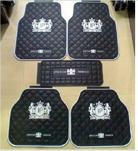 Vip mat jp mat jp flooring jp carpet latex mat car mats auto supplies(China (Mainland))