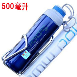 Stainless steel thermal pot bicycle water bottle outside sport vacuum cup vacuum thermal sports bottle(China (Mainland))