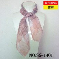 Popular 2013 women's chiffon silk scarf in square beach spring and autumn cape