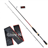 Trulinoya SPIRIT II  Hi-Carbon Spinning Fishing Rods 2.1m M Power