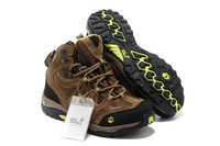 2013 New Brand Style Men Travel Outdoor Couple Hiking Shoes Hiking boots Brown or Gray